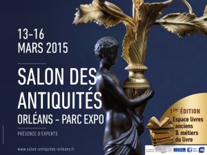 Salon Antiquites 2015 orleans